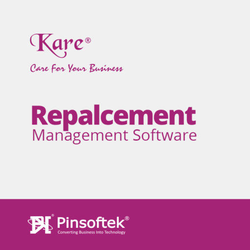 Replacement Management Software